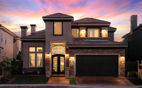beautiful house located at 10442 Warner Ave., Fountain Valley, CA 92708
