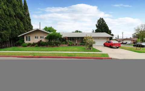 beautiful house located at 11112 Palmwood Dr., Garden Grove, 92840