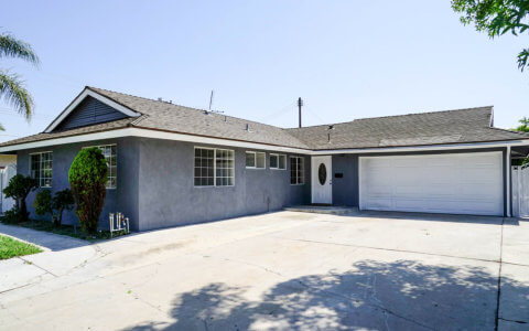 beautiful house located at 15360 Pickford St., Westminster 92683