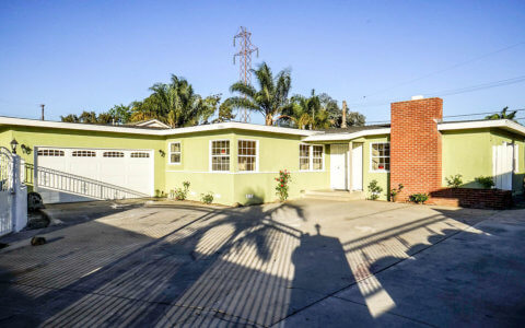 beautiful house located at 11382 Barclay Drive, Garden Grove 92841