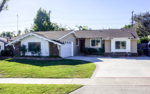 beautiful house located at 2240 Canterbury Ln., La Habra 90631